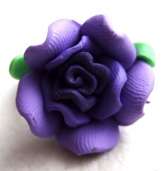 Violet Clay Rose
