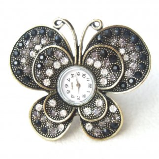 Black Butterfly Watch