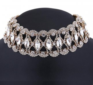 Golden Glamour Collar