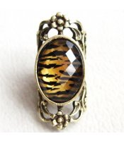 Tiger Ornamental Ring
