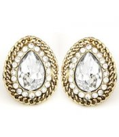 Gold White Diamonds