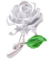 Little Silver Rose
