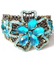 Turquoise Flower Miracle