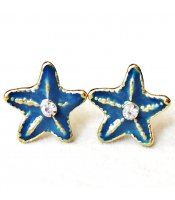 Blue Starfishes