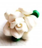 White Clay Rose