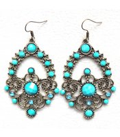 Turquoise Ornaments