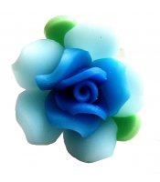 Blue Clay Rose