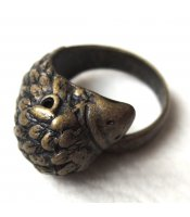 Bronze Eagle Ring