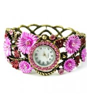 Daisy Bangle Watch