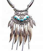 Silver Antic Tassel