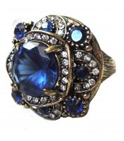Blue Sultan Ring