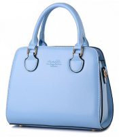 Blue Glamour Bag