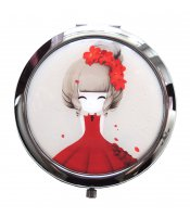 Mirror Girl Red