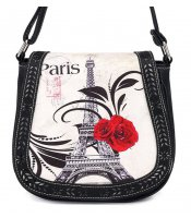 Black Eiffel Bag